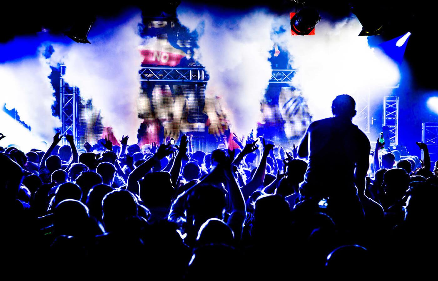 360 entertainment events